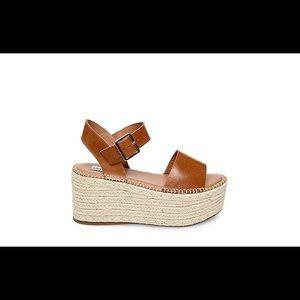 Steve Madden platform sandal size 7